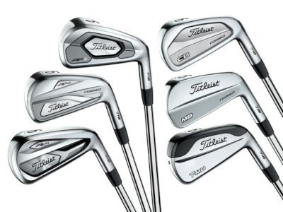 Titleist 718 Irons